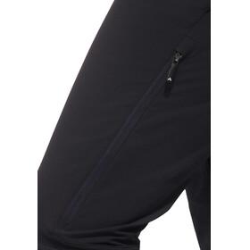 VAUDE Badile II lange broek Dames Short zwart